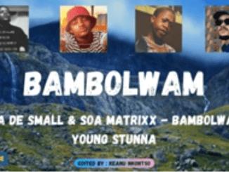 Kabza De Small & Soa Matrixx - Bambolwam ft Young Stunna