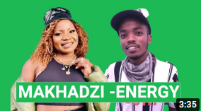 Makhadzi - Energy ft Mr Six 21 DJ Dance