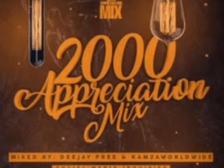 PreeKamza - 2K APPRECIATIONMIX