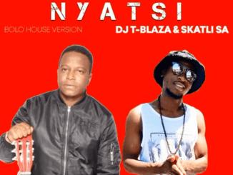 DJ T-Blaza & Skatli SA - Nyatsi (Original)