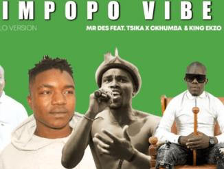 Mr Des - Limpopo Vibe Ft. Tsika x Ckhumba & King Ekzo
