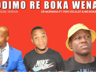 Dr Morwana - Modimo Re Boka Wena ft Pepe Vocalist & Mr Morjie