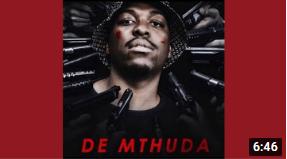 De Mthuda - Suka Endleleni ft. Daliwonga