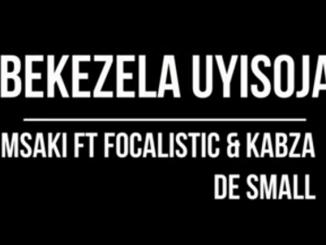 Msaki - Bekezela Uyisoja ft Kabza De Small & Focalistic (Snippet)
