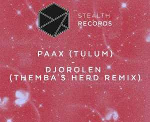 DOWNLOAD MP3 :PAAX (Tulum) – Djorolen (THEMBA's Herd Extended Remix)