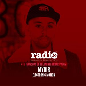 DOWNLOAD MP3 :MYDIR – Electronic Motion January Mix