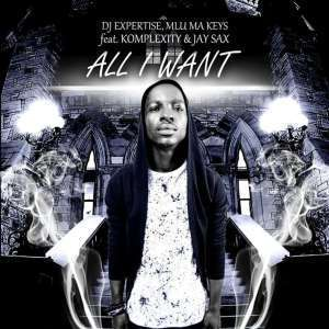 DOWNLOAD MP3 :DJ EXPERTISE – ALL I WANT FT. KOMPLEXITY, MLU MA KEYS & JAY SAX