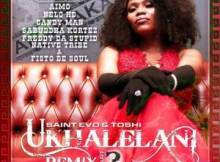 MP3 DOWNLOAD :SAINT EVO, TOSHI – UKHALELANI (CANDY MAN REMIX)