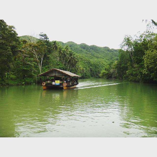 Loboc River Cruise, Bohol, Philippines. #loboc #bohol #philippines #asia #jusztravel #travel #travelasia #travelphilippines #explore