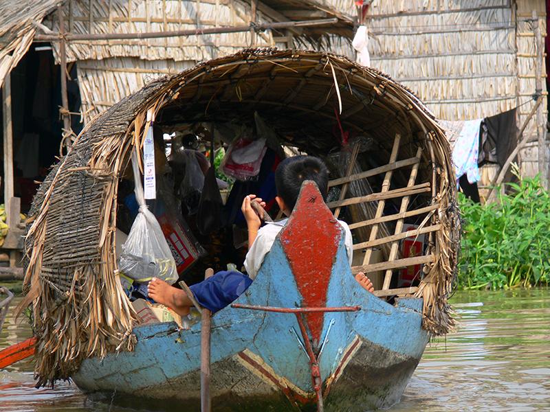 Cambodia by Paula McInerney
