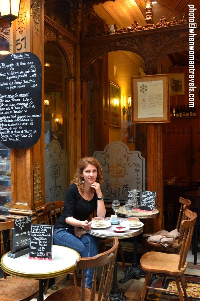 Geri Vladeva Paris-When Woman Travels