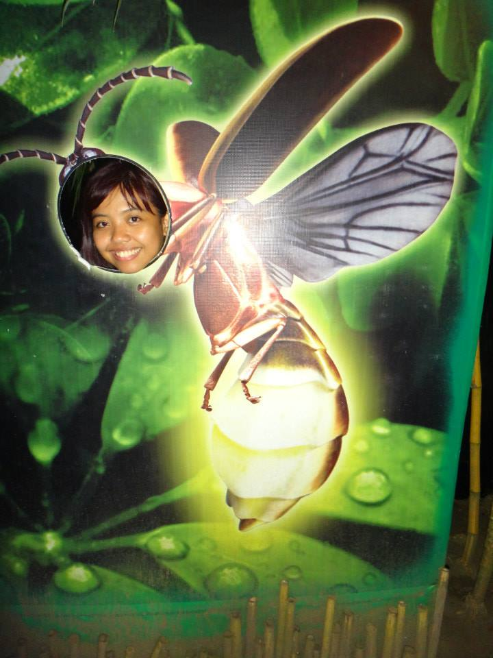 me as a firefly