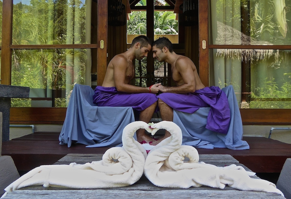 27 Spa lovers ritual at The Four Seasons, Langkawi island in Malaysia, July 2015