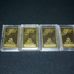 Gold Bar 20g Public Gold 4 unit