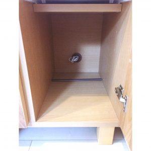 100円 ダイソー DAISO 奥行きのある棚 棚 ボックス 面揃え 面を揃える 収納 工夫 整理整頓