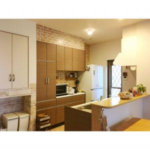 キッチン レンジフード リメイクシート 白 色の変更 色を変える 収納 整理整頓