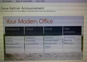 Modern new Office Pillars