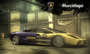 Lamborghini Murcielago Nokia Asha Gaming EA