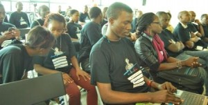 blackberry 10 jam sessions nairobi hackathon 17th November 2012