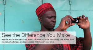 Mobile Movement Projects Yes Youth Can