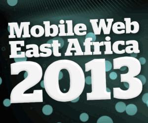 Mobile Web East Africa 2013 logo
