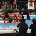 新日本プロレスG1クライマックス26内藤哲也vs柴田勝頼