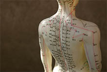 Acupuncture provides pain relief, back pain and shoulder pain