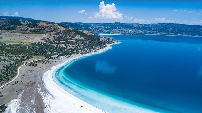 Salda Gölü nasıl gidilir? Salda Gölü nerededir, özellikleri ...