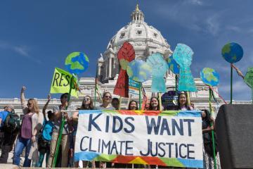 El 15-M climático: la nueva revolución juvenil de Europa se extiende a España