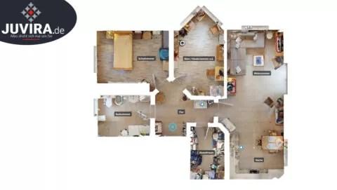 Juvira.de | Floor Plan Ansicht eines Grundriss
