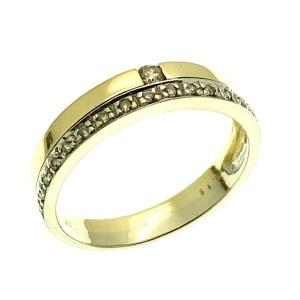 gouden ring diamanten