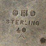 keurmerk sterling zilver