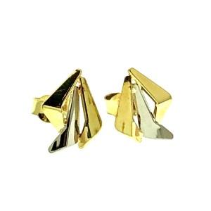 gouden oorstekers fantasie