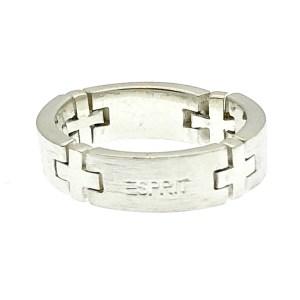 Esprit ring zilver soepel