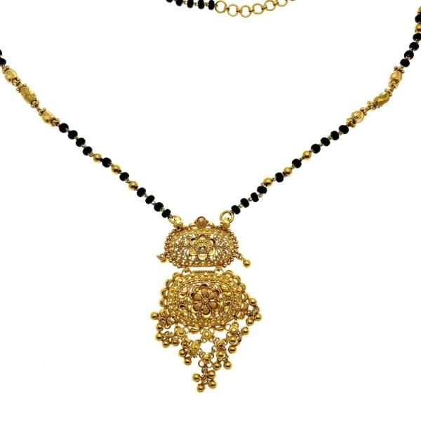 22 karaat gouden ketting Indiase