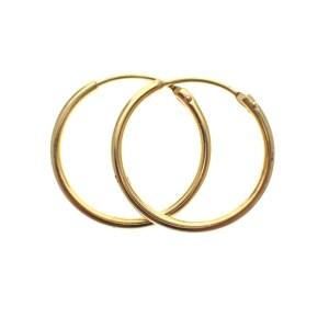 gouden oorringen goedkoop