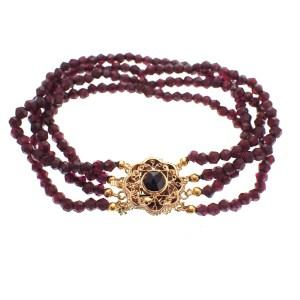 1920s bracelet gold