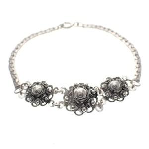 antieke armband van zilver oude sieraden
