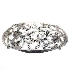 oude zilveren broche