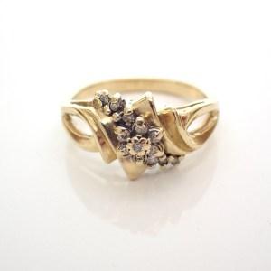 gouden ring dames