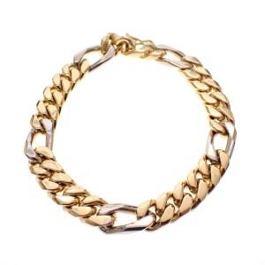 zware gouden armband heren