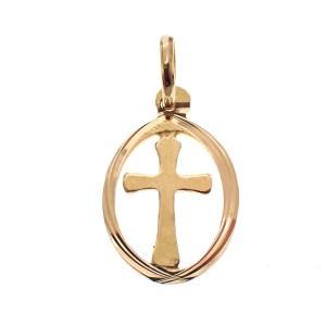 katholiek hanger goud