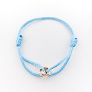 elven armband blauw