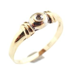 gouden ring kopen goedkoop
