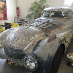 Autosammlung Dr.Steim  - Adler Super Trumpf 1937