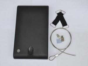 Biometrischer Safe