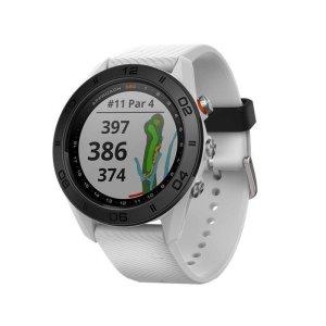 Garmin Approach S60 Golfuhr Weiss