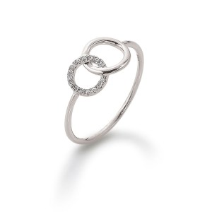 First Love · Ring · Weißgold 585 · Diamant 0,04ct H/SI