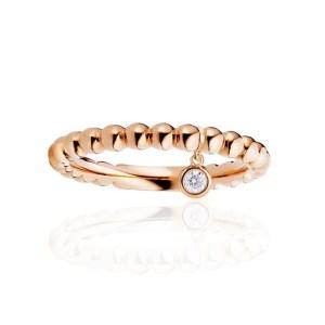 """Capolavoro Ring """"Fantasia"""" Roségold RI9BRW08024 jetzt online bei Juwelier-Winkler.com entdecken. Große Auswahl an Ringen & kostenlose Lieferung."""