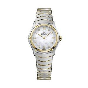 EBEL Uhren für Damen und Herren bei Juwelier Winkler kaufen. EBEL Sport Classic Damenuhr 1216388A jetzt online entdecken. Kostenlose Lieferung schnell und unkompliziert.